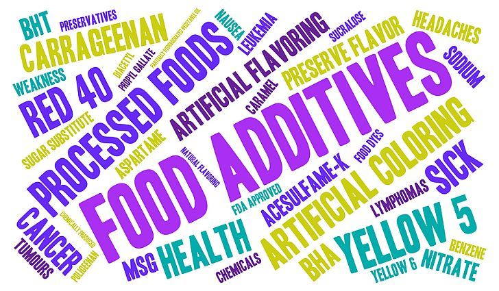 The importance of your gut health - Preservatives
