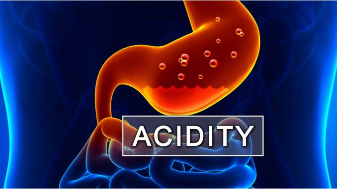 The importance of your gut health - gastric acidity