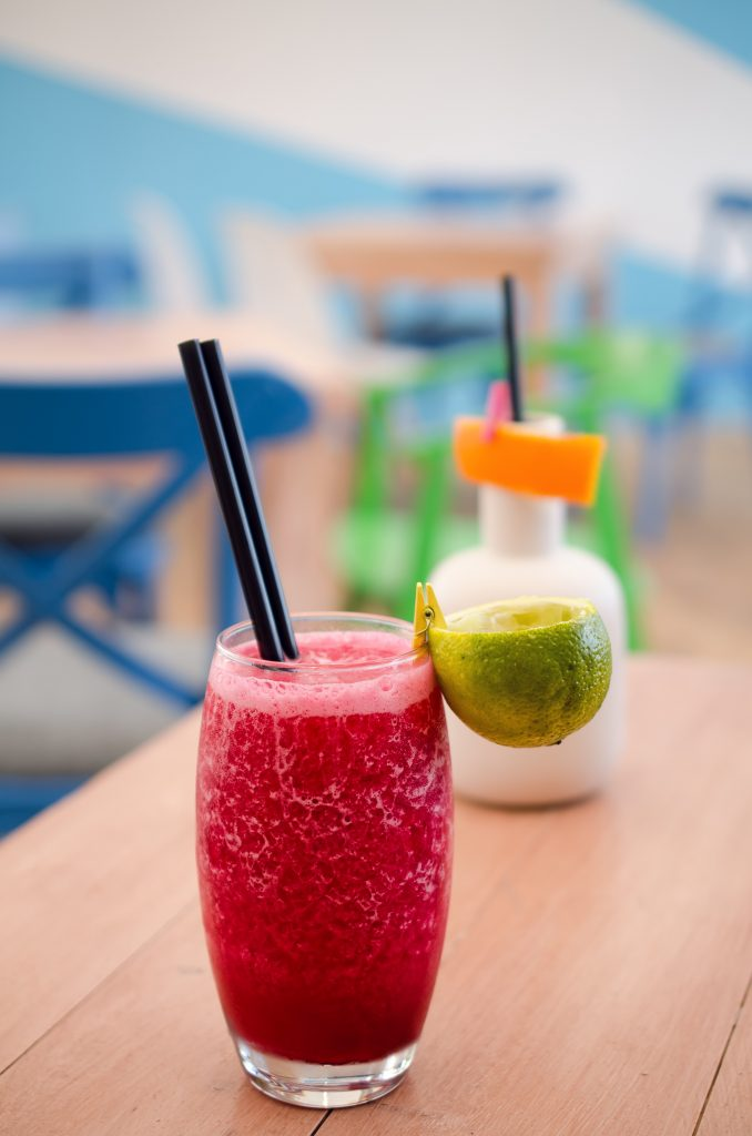 The importance of your gut health - fruit juices